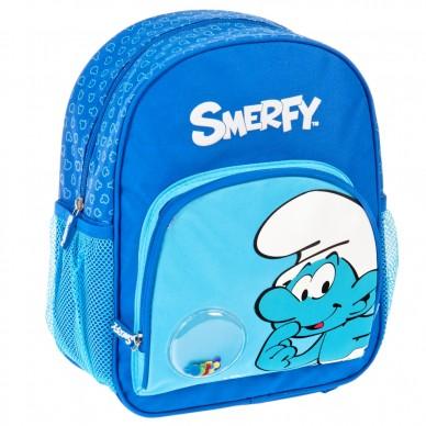 Plecak Szkolno- Wycieczkowy Smerfy