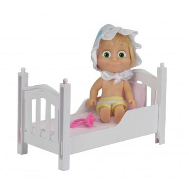 Masza na Dobranoc lalka z akcesoriami Masza i Niedźwiedź Simba