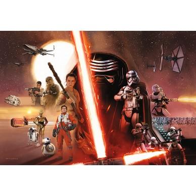 Puzzle Walka o władzę 100el. Star Wars 16297 Trefl