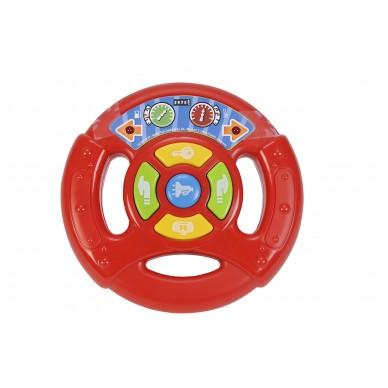 Edukacyjna kierownica samochodowa ABC 104019636