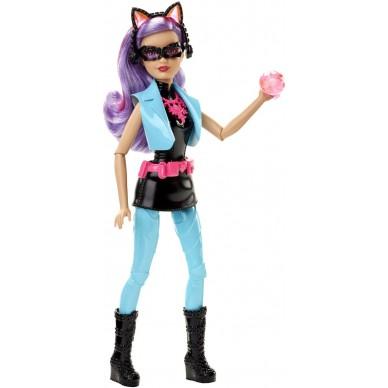 Włamywaczka Barbie Tajne Agentki DHF18