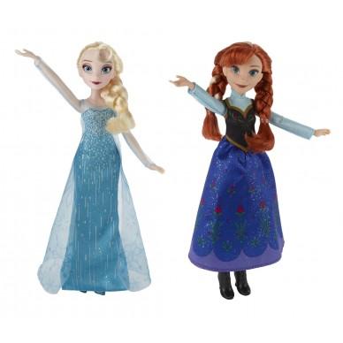 Lalka Elsa lub Anna Kraina Lodu B5161
