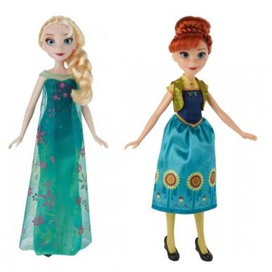 Lalka Elsa lub Anna Gorączka Lodu B5164