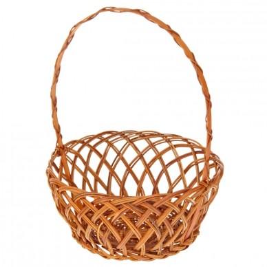 Wiklinowy koszyk wielkanocny Arpex WK0852