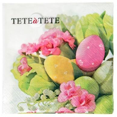 Serwetka papierowa Wielkanoc Paw TL337000