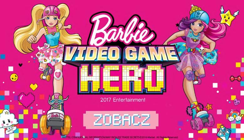 Barbie w świecie gier