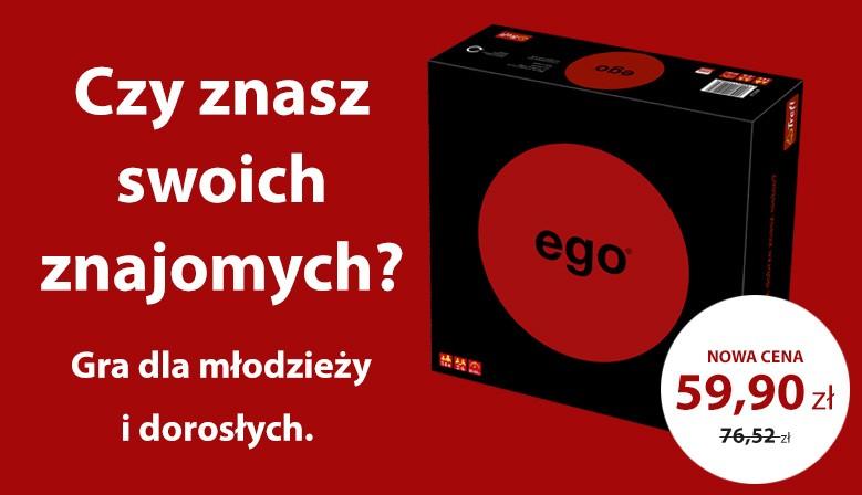 Gra Ego promocja