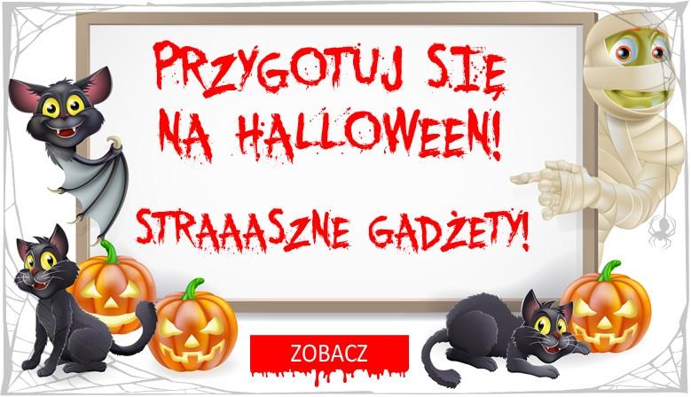 Gadżety na Halloween